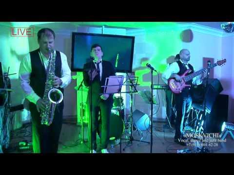 Moskvichi band live
