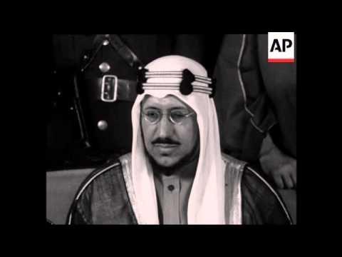 SAUDI ARABIA INTERVIEW - SOUND (SPEECH IN ARABIC)