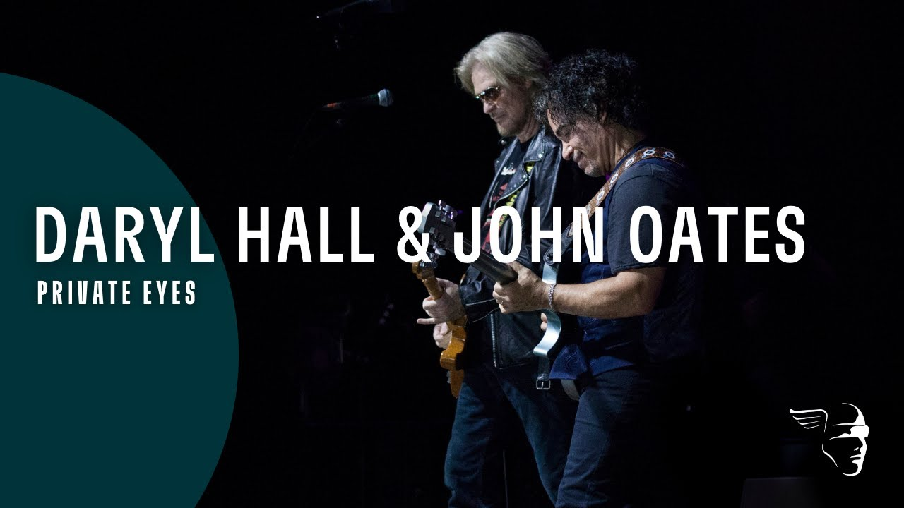 Daryl Hall & John Oates - Private Eyes (Live In Dublin)