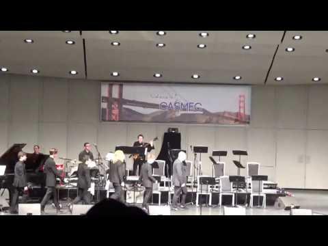 2017 California All State Jazz Choir - Sing Sing!