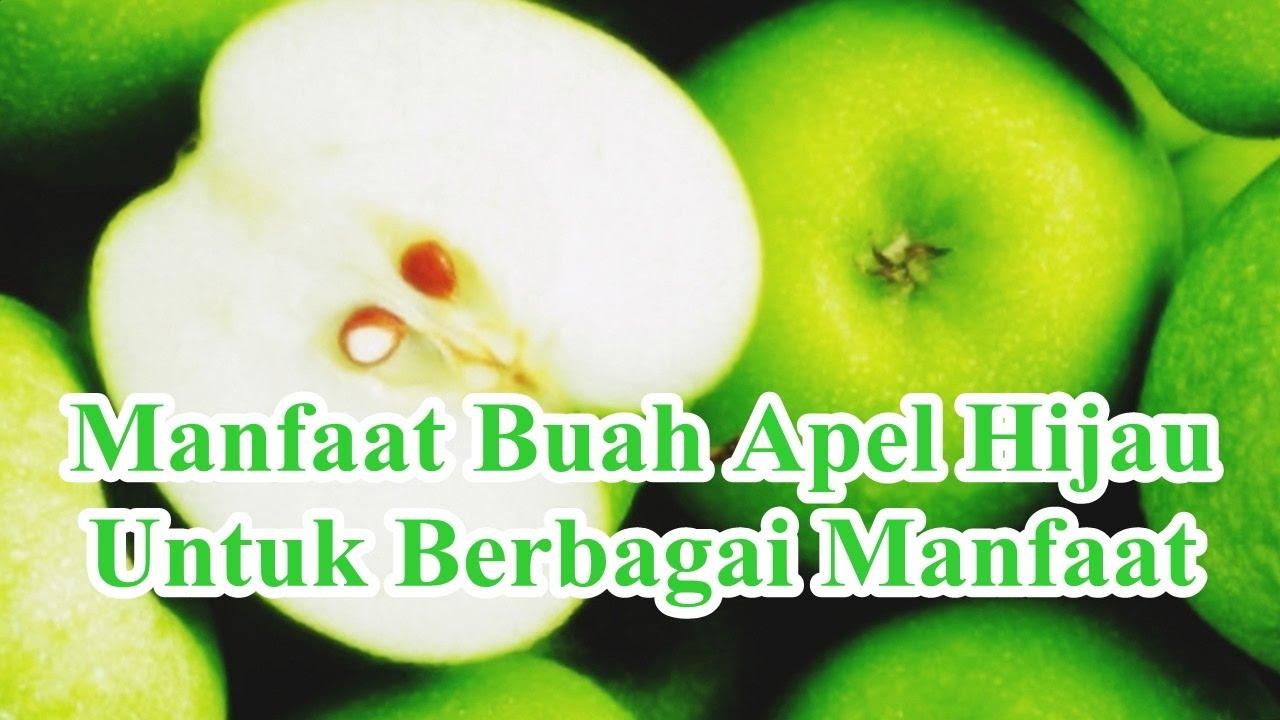 Ketahui 7 manfaat kesehatan yang tersembunyi dari apel hijau