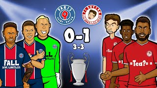 😖SANE DISASTERCLASS!😖 PSG vs Bayern Munich 0-1 (Champions League Goals Highlights 2021)
