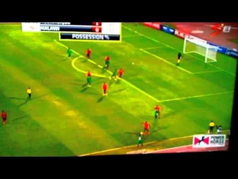 Moçambique vs Malawi futebol