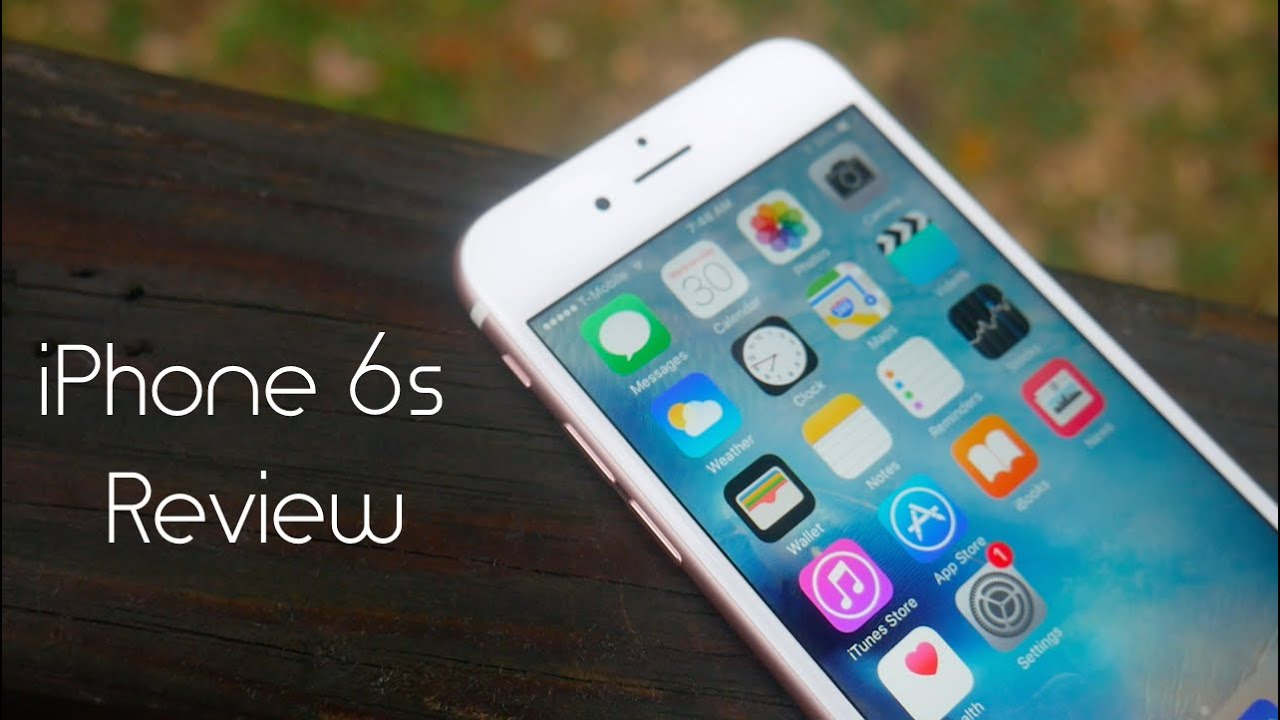 Iphone Review