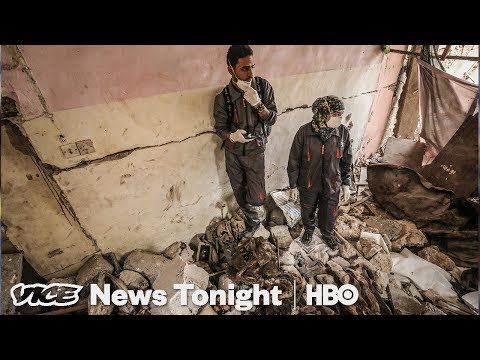 The Killing Rooms Of Mosul Are Filled With Bodies And Mystery | Full Segment (HBO)