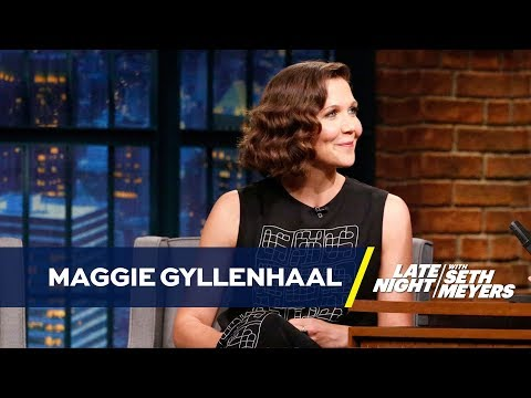 Maggie Gyllenhaal Had an Intellectual Pornographer Answer Sex Questions