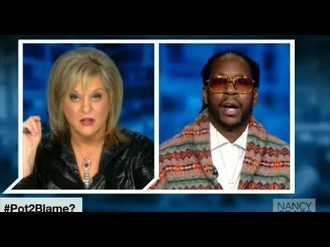 Nancy Grace Vs 2 Chainz On Weed Legalization