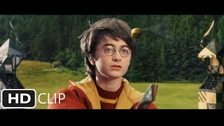 Harry Potter and the Philosopher's Stone - First Quidditch Match (Part 1 of 2)