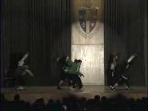FLO DANCE TROUPE @ SJU BARRIO FIESTA 06