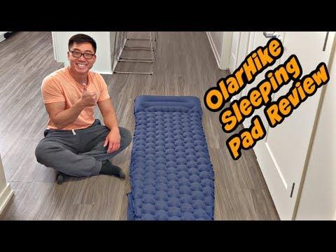lightest-&-affordable-│-olarhike-sleeping-pad-review