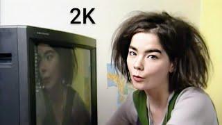 على Sugarcubes - بيورك والتلفزيون الحديث (1988) [Remastered]