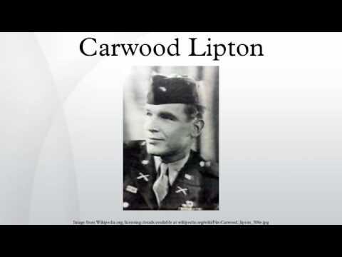 Carwood Lipton