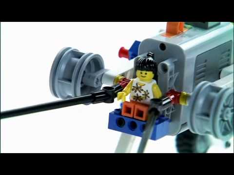 LEGO Simple and Powered Machines Base set - KinderSpell ®