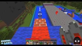 Minecraft - Hombre al Agua en Español - GOTH
