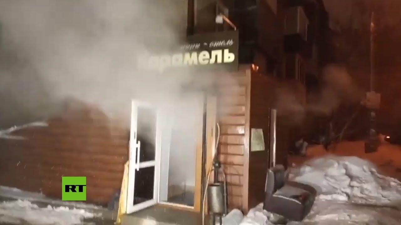 Resultado de imagen para Cinco personas murieron y seis resultaron heridos en la ciudad rusa de Perm