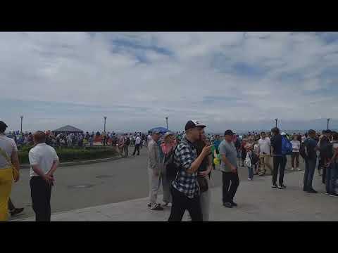День Рыбака, Владивосток
