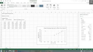Simple Pendulum Achieved Graph
