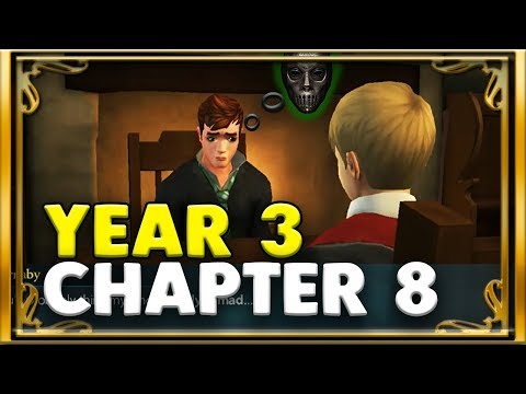 BARNABY HAS A DARK SECRET! - YEAR 3 CHAPTER 8 - HARRY POTTER