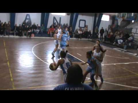 segundo tiempo Necochea vs Olavarria Zonal U14
