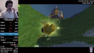 [World Record] Ratchet and Clank All Gold Bolts Speedrun in 1:09:08