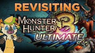[MH3U] Revisiting Monster Hunter 3 Ultimate