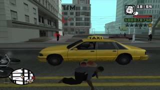 Karate Kung Fu Mistrz! - GTA San Andreas #37 (Let's Play na Kółkach) +18