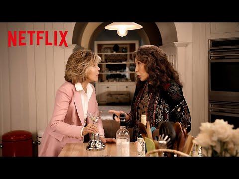 Grace and Frankie - Temporada 6 | Trailer oficial | Netflix