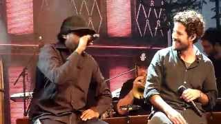 Max Herre feat. Megaloh & Afrob - Rap ist (live) @ Tanzbrunnen Köln