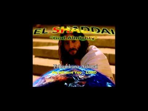 EL SHADDAI with words FINAL JEK.avi