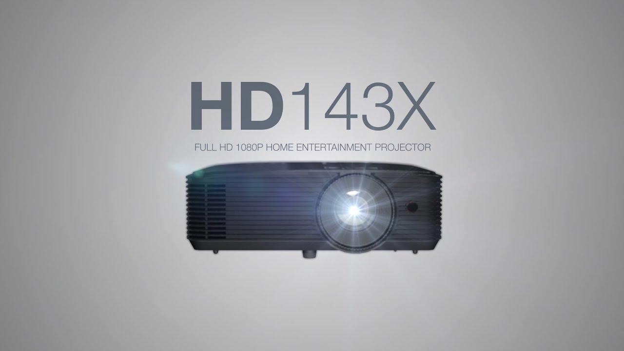 05e2e7b1ffa63e HD143X - big screen entertainment - YouTube