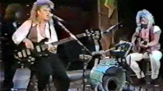 Blue Murder Jelly Roll on the Yahoo Serious Show YouTube Videos