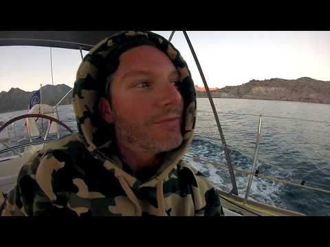 Sailing Sea Of Cortez