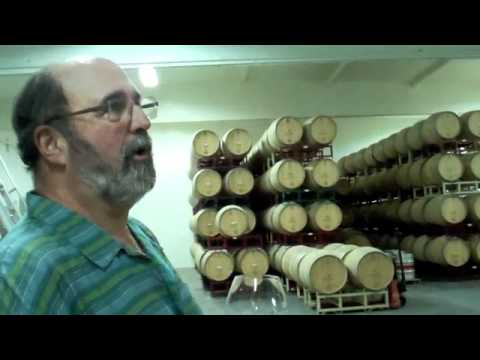Papapietro Perry Winery: Ben and Renae about Oak B...
