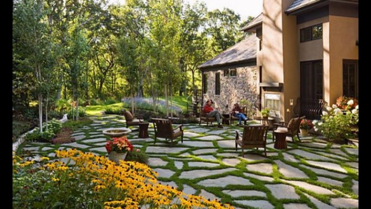 backyard landscaping design
