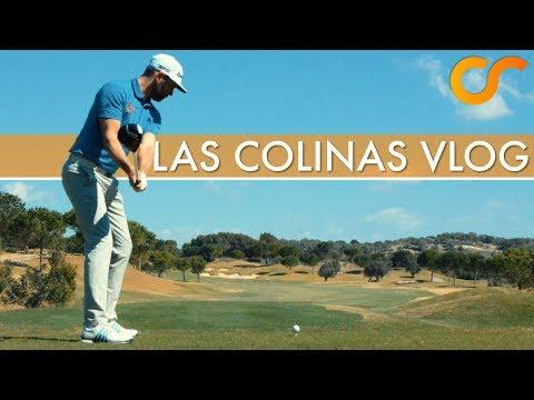 FILMING AT LAS COLINAS IN SPAIN