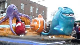 Parade des jouets 2011 - Québec