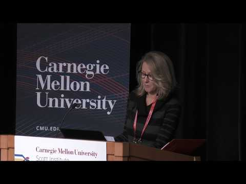 CMU Energy Week: Day Two Kickoff & Welcome, Panel 6 and Dave Danielson Talk