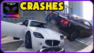 GTA V - Car Crash Compilation #12 [Jan 2016]