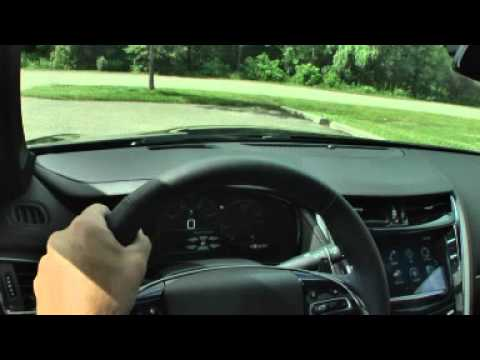 Cadillac Of Naperville >> 2015 Cadillac Automatic Parking Assist - YouTube