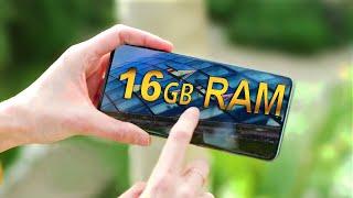 Best 16GB RAM Phones to Buy 2021 (Top 5 Latest)