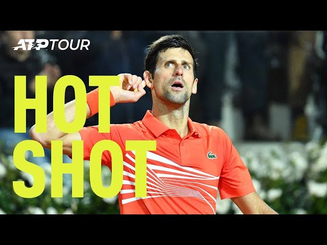 Hot Shot: Djokovic Deserves A Huge Applause After This Effort | Rome 2019