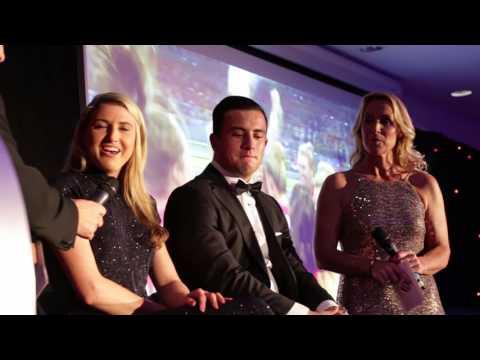 Video: The Best Of The 2016 Bristol Sport Gala Dinner