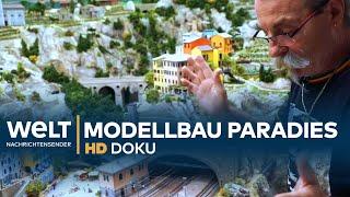 Doku: Miniatur Wunderland Hamburg - Modellbahn Paradies