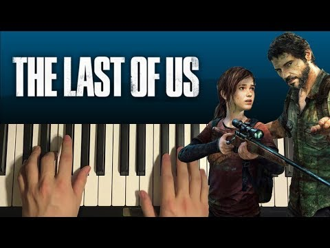 How To Play - The Last Of Us - Main Theme (PIANO TUTORIAL LESSON)