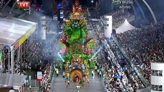 MANCHA VERDE – Desfile Carnaval 2016