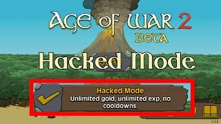 Age of War 2 v1.4.11 MOD APK [HACKED MODE] Download & Gameplay