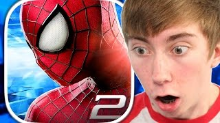 THE AMAZING SPIDER-MAN 2 (iPhone Gameplay Video)