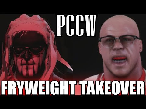 PCCW #16 : Who is the Real Colonel Sanders!   (WWE2k18 Universe Mode)