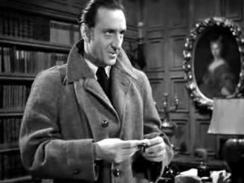 The Woman in Green (1945)      Basil Rathbone     Internet A