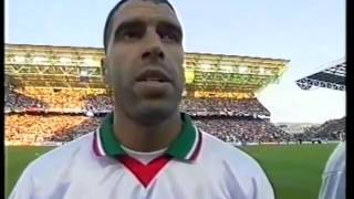 Scotland vs Morocco National Anthems World Cup 1998